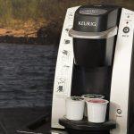 in room keurig coffee machine